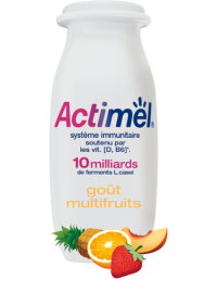 Goût Multifruits